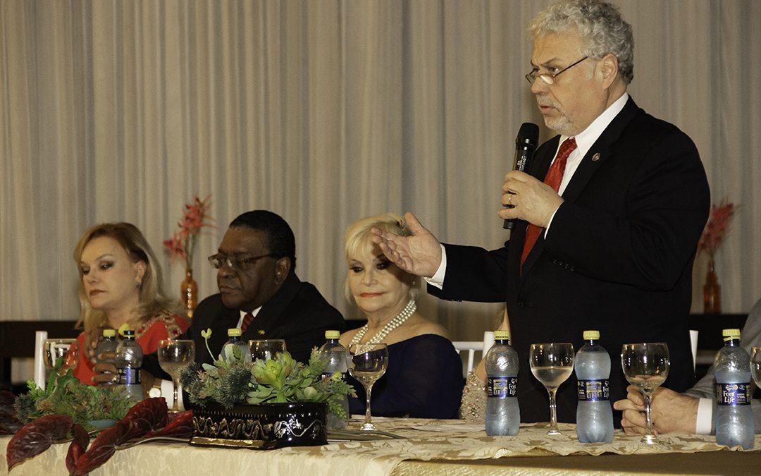 DR. ANTÔNIO ATHAYDE EM EVENTO DA CÂMARA DE COMÉRCIO BRASIL PORTUGAL DO PARANÁ